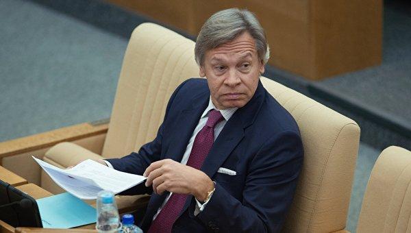 Пушков: Украина испугала европейцев