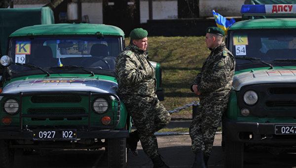 Украинский пограничник – о дезорганизованной, нефункциональной украинской армии