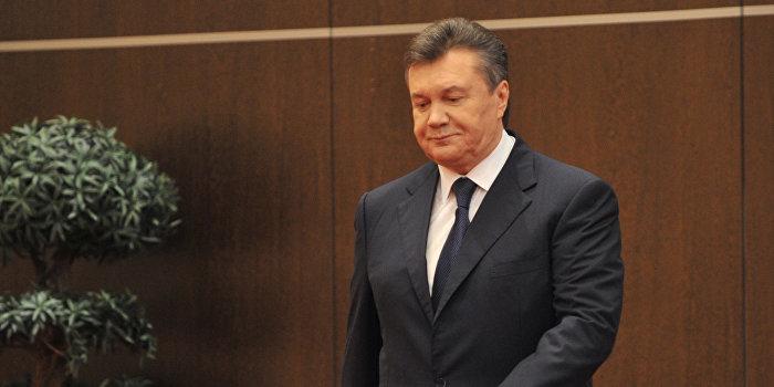 Суд ЕС обязал Украину выплатить компенсацию Януковичу