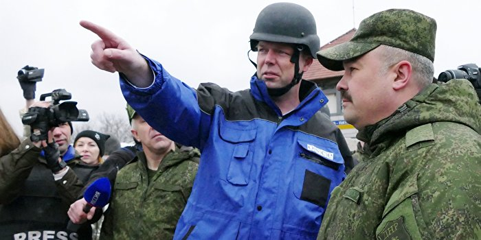 ОБСЕ: Киев нарушает перемирие, в Горловке зафиксированы разрушения