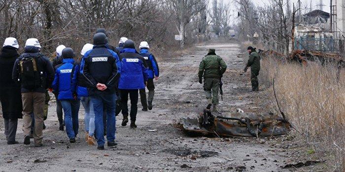 ОБСЕ прогнозирует бои в Донбассе