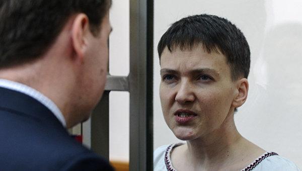 Адвокат: Савченко этапировать не будут