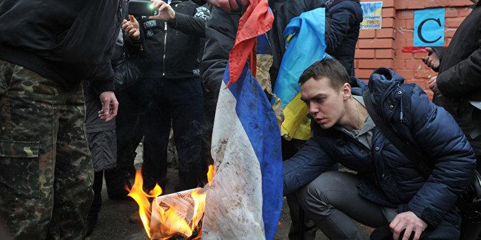 Украина стала самой недружественной страной для россиян