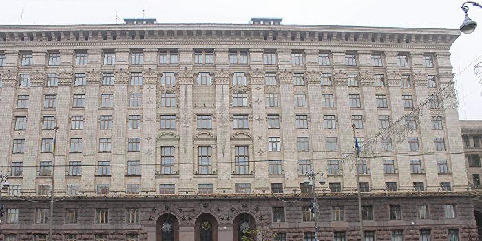 Представители азербайджанской диаспоры заблокировали Крещатик