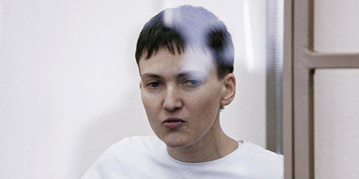 Савченко потребовала от Порошенко решительности