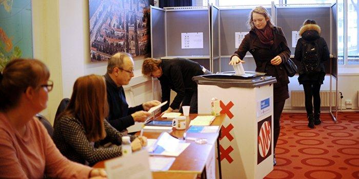 Обнародованы официальные данные референдума в Нидерландах