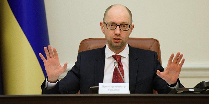 На Яценюка открыли дело по взятке в $3 миллиона