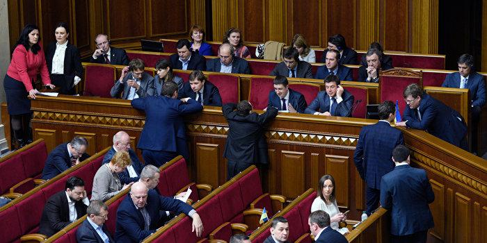 В Раде решили выдворить зама Саакашвили с Украины