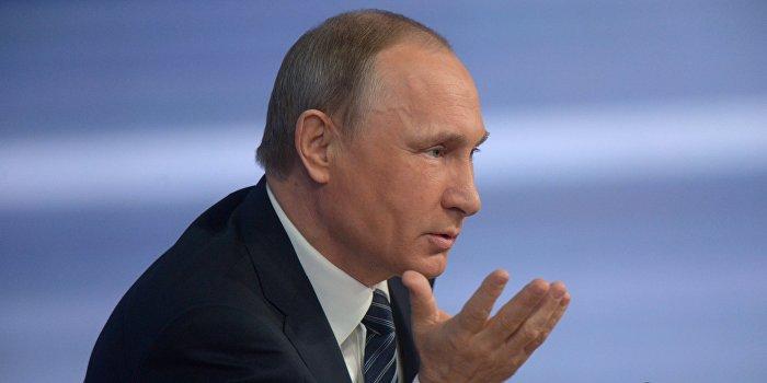 Путин о Порошенко: Если кто-то решил утонуть, спасти его невозможно