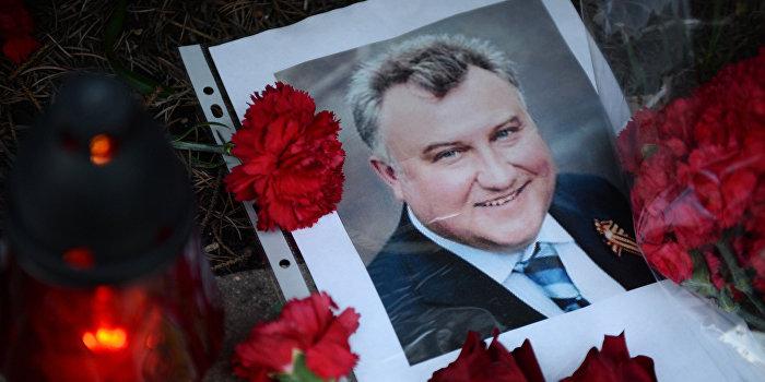Коллеги и знакомые Олега Калашникова: его убийство практически не расследуют