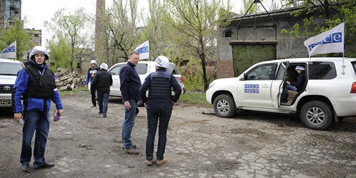 ОБСЕ озвучила условия ввода полицейской миссии в Донбасс