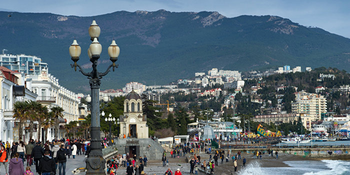 Крым на форуме в Ялте заключил соглашений на 70 млрд рублей