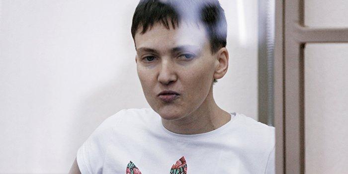 Активисты на Майдане требуют возвращения Савченко на Украину