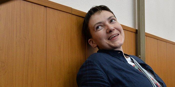 На что обменяли Савченко?
