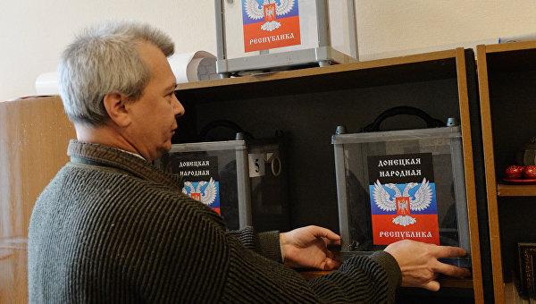 Выборы в ДНР и ЛНР состоятся 24 июля