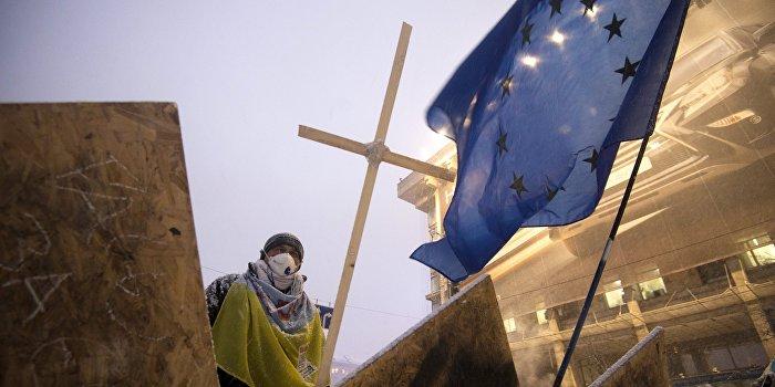 Еврокомиссия предлагает отменить визы для граждан Украины
