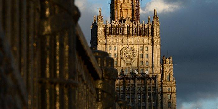 МИД РФ: Киев продолжает войну с культурой