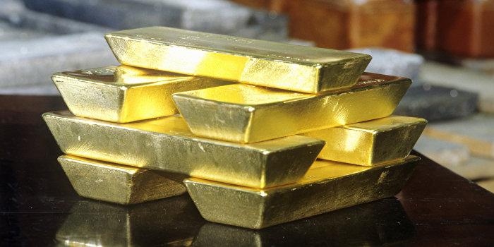 Золотовалютные запасы Украины тают