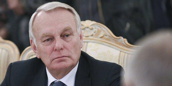 МИД Франции не хочет сохранять санкции против России
