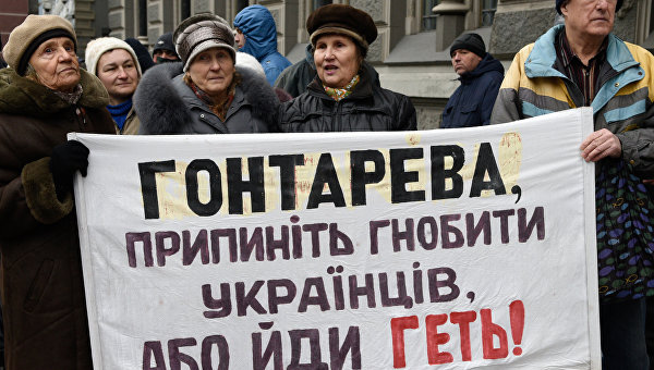 Охрименко: Будем стрелять в Донбассе - будут кредиты МВФ