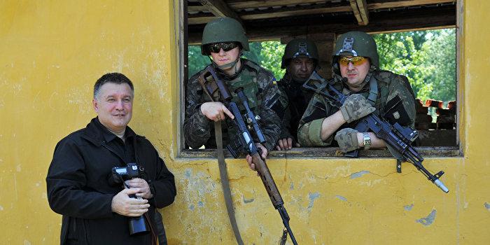 Богословская: Аваков создает собственную армию