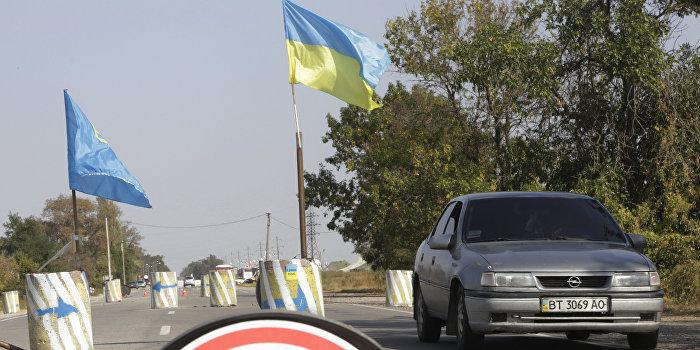 Меджлис отнял автомобиль у видного крымского политика