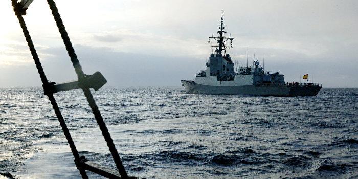 НАТО хочет взять под контроль Черное море