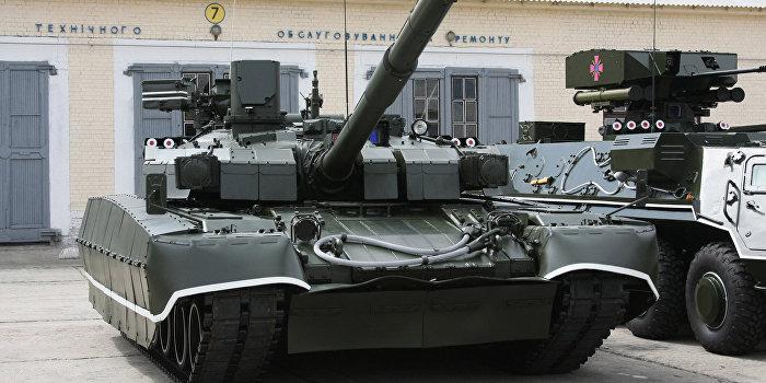 Украина, «воюя» с Россией, продолжает с ней сотрудничать в военной сфере