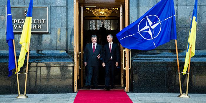 НАТО идет на восток