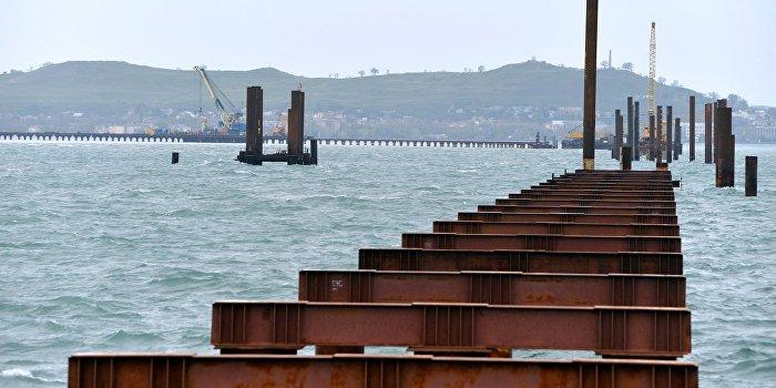 Меджлис обещает непреодолимые препятствия строителям Керченского моста