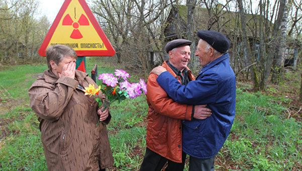 «У чернобыльцев нет национальностей»