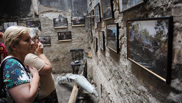 Саакашвили начинает торг за Майдан