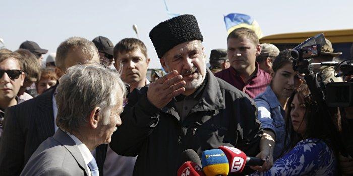 Чубаров предлагает Киеву военный сценарий возврата Крыма