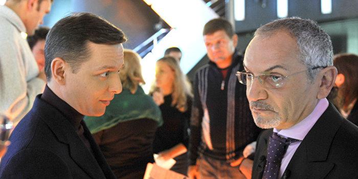 Шустер объявил борьбу с диктатурой на Украине