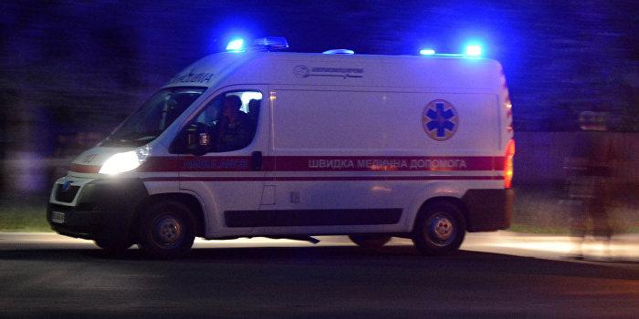 Директор украинской телекомпании получил два ножевых удара в грудь