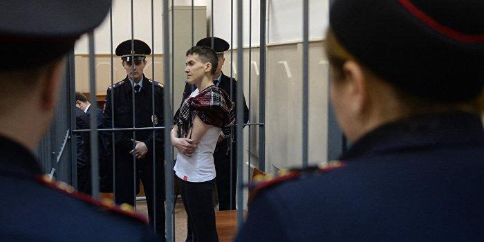 Савченко написала заявление об экстрадиции на Украину