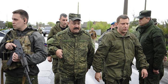 Подозреваемый в покушении на Захарченко: СБУ обещала $100 тысяч