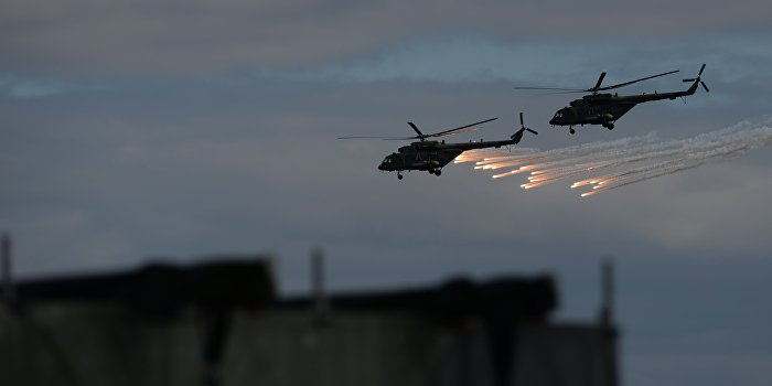 Басурин: Киев стянул к Донецку танки и вертолеты