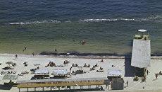 Жители курорта Затока Одесской области могут остаться без пляжей и набережной