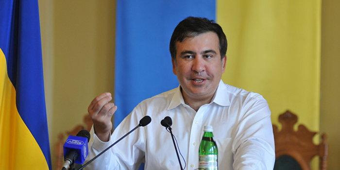 Саакашвили убеждает украинцев потерпеть до «развала России»