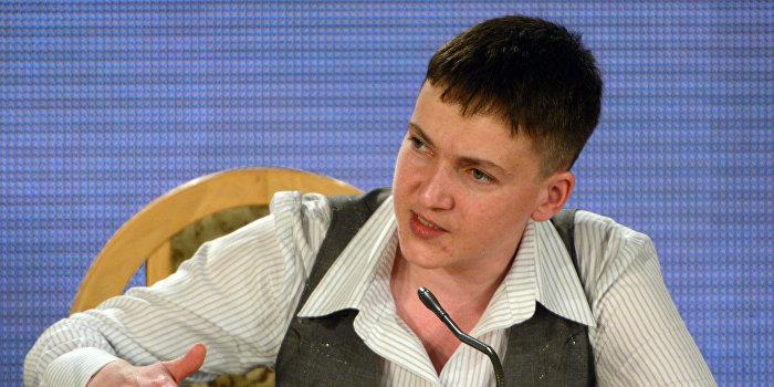 Благодаря Савченко освободили 866 убийц