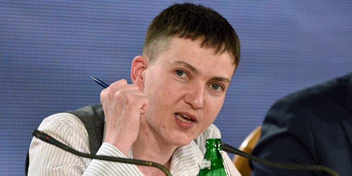 Савченко: Путин не делает шаг навстречу