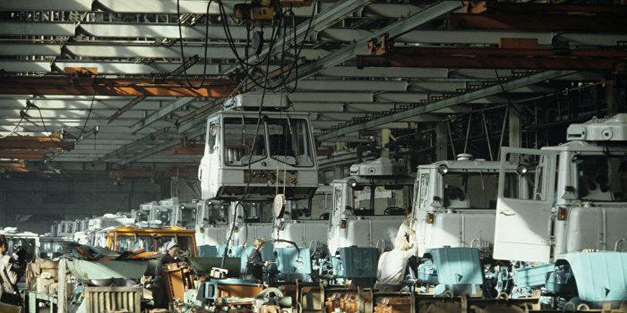 СБУ не дала вывезти стратегический завод в Россию