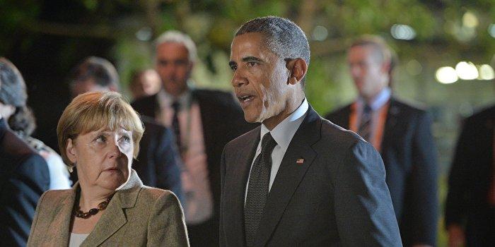 Германия боится Россию так же, как террористов и мигрантов