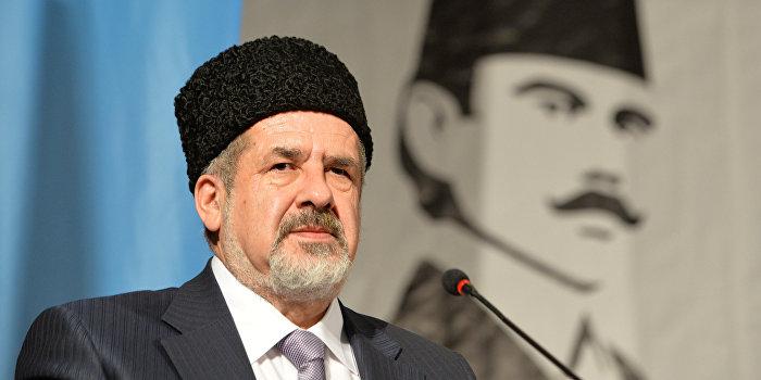 Глава меджлиса признал, что Крым всегда был российским