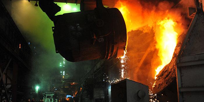 Украина в восемь раз увеличила закупки российского железа