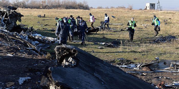 Нидерланды допускают, что МН17 был сбит случайно