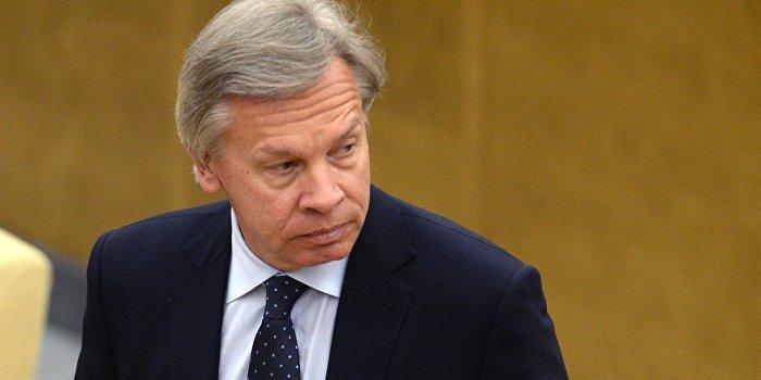 Пушков уличил Совет Европы в «политическом косоглазии»