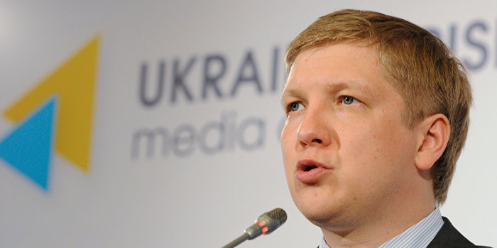 Украине не хватает европейского газа
