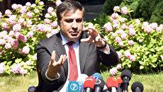 Саакашвили: Одесская область может пойти по пути Крыма